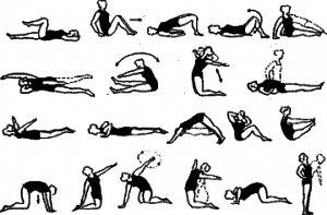 Лікувальна гімнастика для колінного суглоба після травми