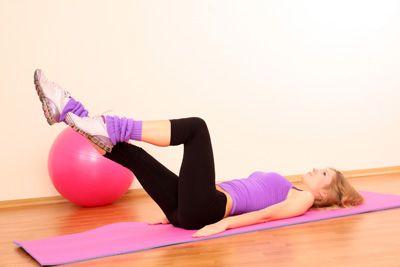 Лікувальна гімнастика при грижі поперекового відділу хребта