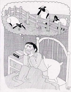 Метод східної медицини в лікуванні безсоння
