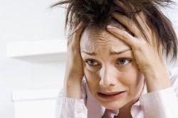 Нервозність - наслідок ПМС