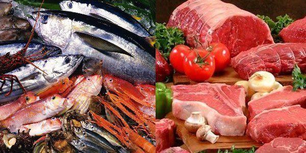 Риба і м`ясо