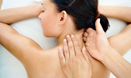 Мануальна терапія при шийному остеохондрозі