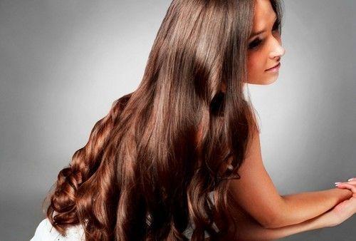 Копиця густих красивого волосся
