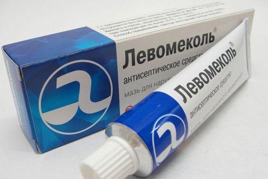 Levomekol-foto