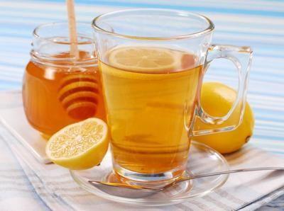 Медово-лимонний напій