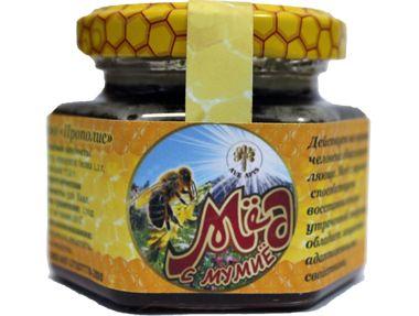 Мед з мумійо на сторожі вашого здоров`я