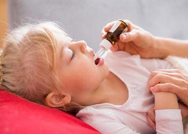 Лікування гнійного фарингіту у дитини