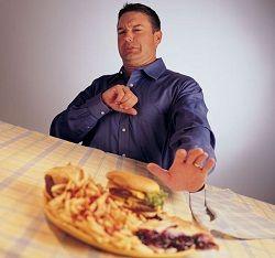 Дотримання правильного харчування при печії