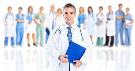 Щитовидку лікує лікар ендокринолог
