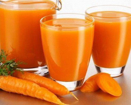 Морквяний сік творить чудеса, направляючи до здоров`я на всіх вітрилах!