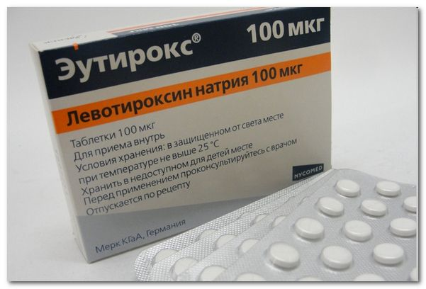 еутірокс для схуднення