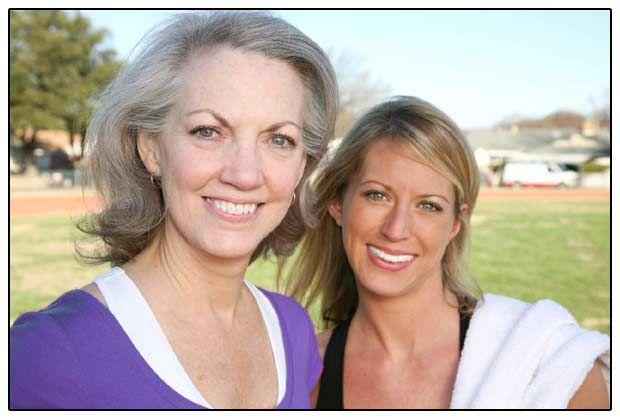 Фото: жінки після 40 в групі ризику захворювань щитовидки