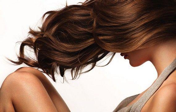 Натуральні засоби для волосся