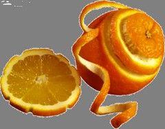 шкірка лимона