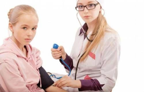 Артеріальний тиск у дитини