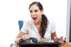 Стрес як причина мізерних місячних