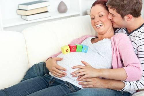 Майбутні мама і тато