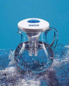 Очищення води сріблом - користь для здоров`я