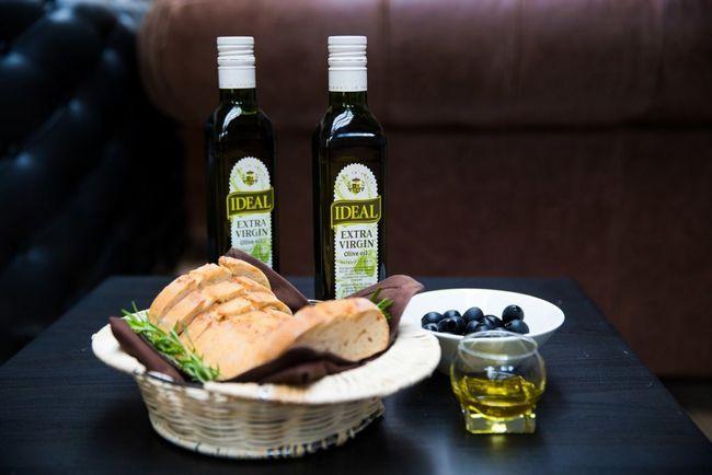Оливкова олія Ideal