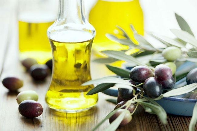 Оливкова олія. Корисні властивості