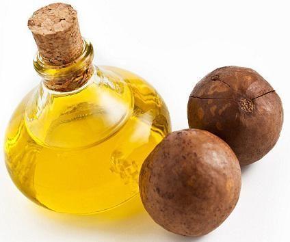 Масло плодів макадамії