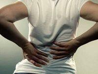 Основні причини виникнення болю в області попереку