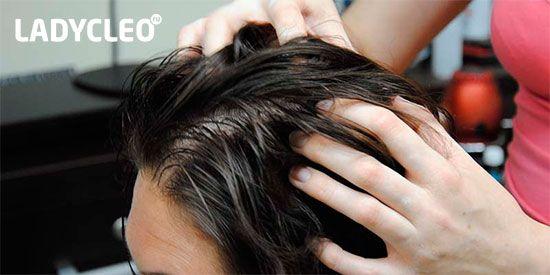 пілінг шкіри голови