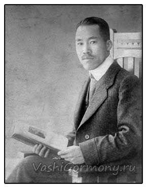 Фото: японського вченого Хакарі Хошімото