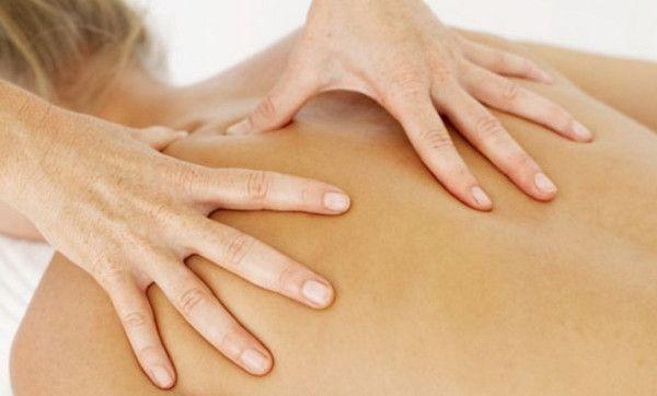 Масаж найбільш ефективний метод лікування будь-якого остеохондрозу