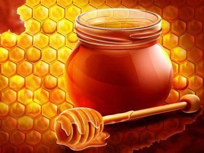 Мед для краси