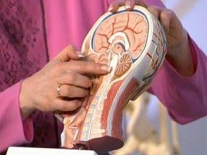 Набряк головного мозку