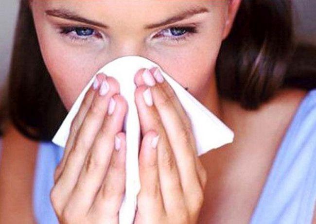 Набряк слизової носа при вагітності