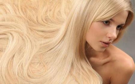 Світле волосся