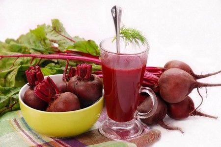 Пийте сік буряковий і своїм здоров`ям ви будете задоволені!
