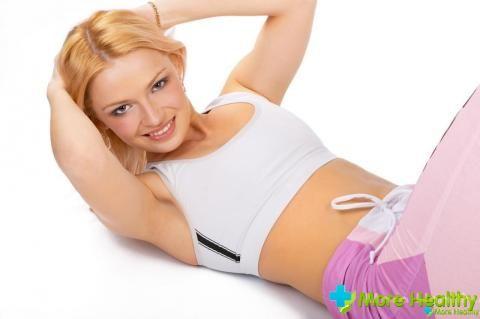 Які вправи треба робити, щоб прибрати живіт швидко і без особливих зусиль