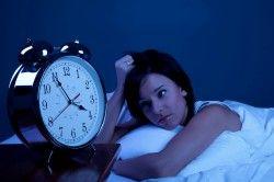 Безсоння - симптом клімаксу