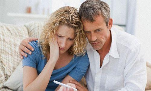 Проблеми з репродуктивною функцією у чоловіків