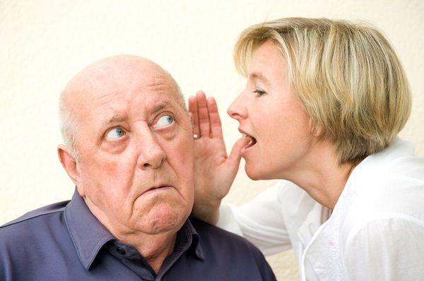 глухота вух