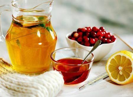 Мед, лимон і глід