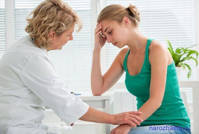 Полікістоз яєчників: симптоми і лікування