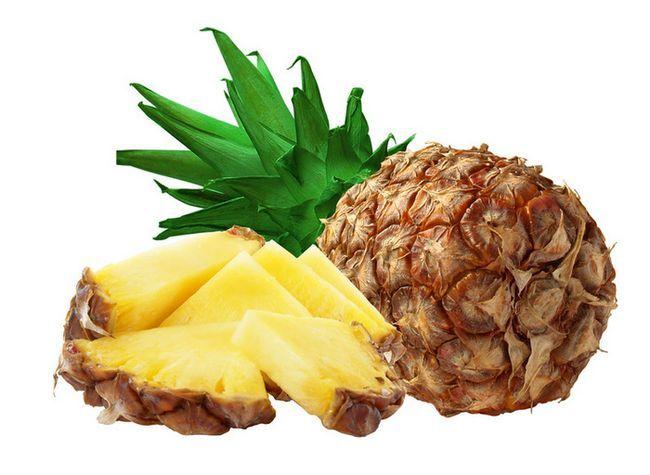 Користь ананаса