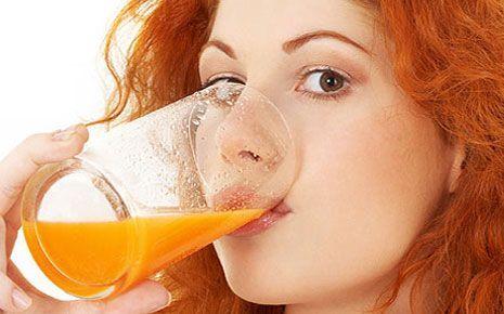 Користь і можливу шкоду гарбузового соку