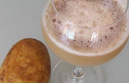 Користь і шкода сирого картопляного соку для здоров`я