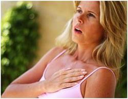 порушення дихання