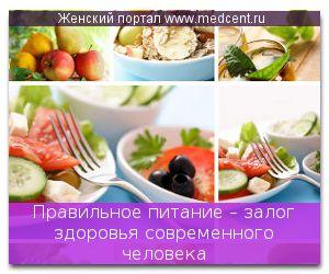 Правильне харчування - запорука здоров`я сучасної людини