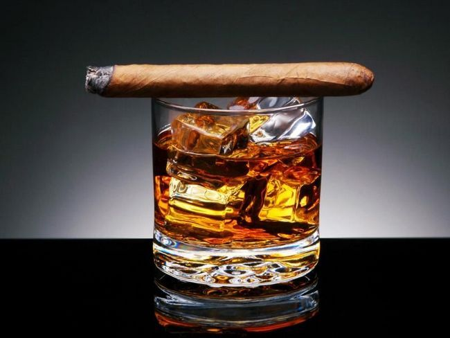 Нікотин і алкоголь