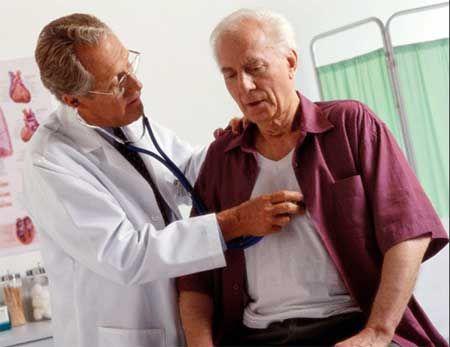 обстеження у кардіолога