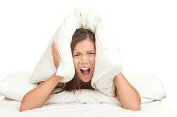 Стреси - причина коричневих виділень