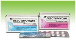 Льовотіроксин