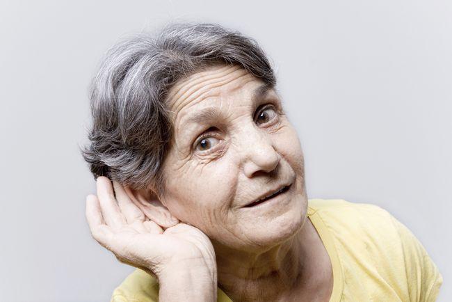 Зниження рівня слуху